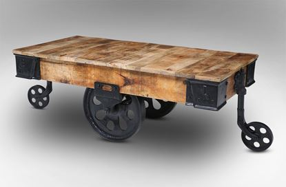 Picture of Cuba Cart Coffee Table