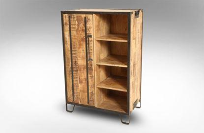 Picture of Cuba One Door Cabinet