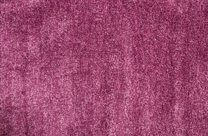 Picture of Soft Shaggy Shag Purple Floor Rug 155 x 225cm