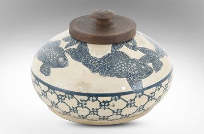 Picture of Japanese Fish Jar