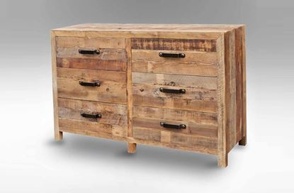 Picture of Kashmir 6 Drawer Chest