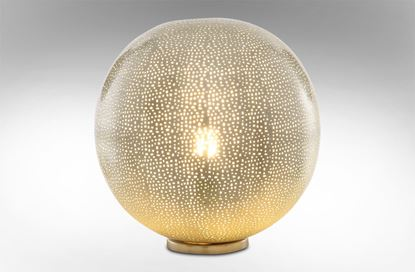 Picture of Manhattan Round Lamp