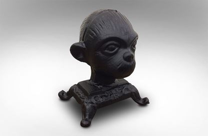 Picture of Monkey Charmen Paper Weight