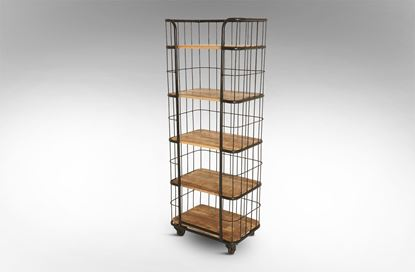 Picture of Nepal Tall Bookcase