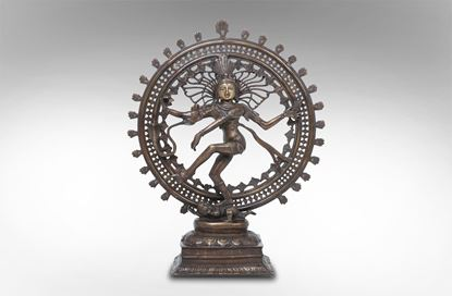 Picture of Shiva Cosmic Dancer (Brass 17.5kg)