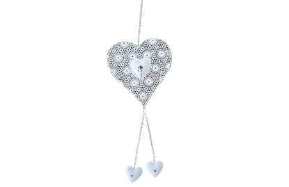 Picture of Decorative Hanging Heart Large