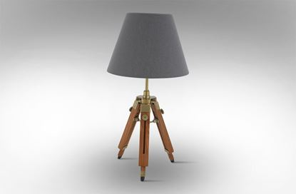 Picture of Tripod Side Lamp Storm