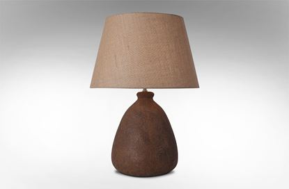 Picture of Island Lamp Chocolate