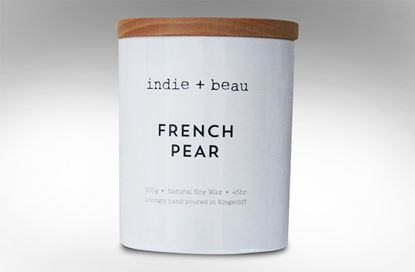 Picture of French Pear White Jar
