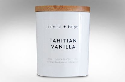 Picture of Tahitian Vanilla White Jar