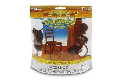 Picture of Furniture Felts 100pcs Dark