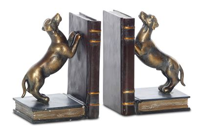 Picture of Dachshund Bookends