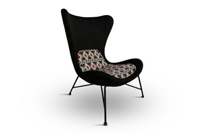 Picture of Loft Chair Jigsaw Red