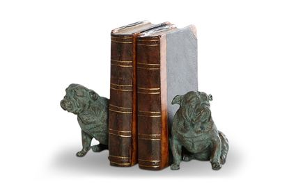 Picture of Bulldog Bookends