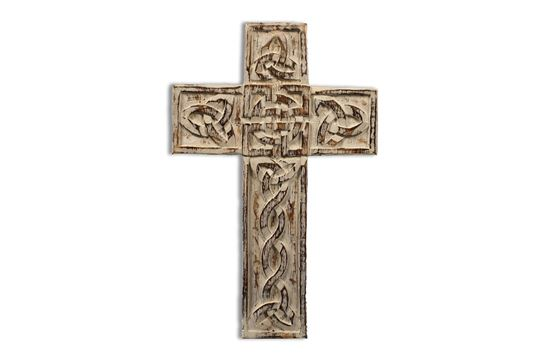 Picture of Hand Carved Cross
