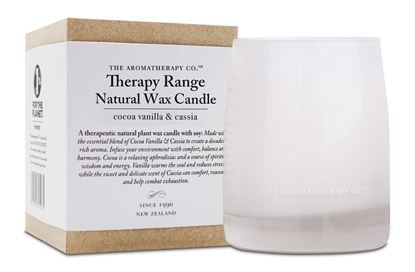 Picture of Cocoa Vanilla & Cassia Candle 260g