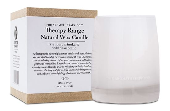 Picture of Lavender, Manuka & Wild Chamomile Candle 260g