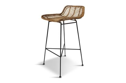 Picture of Coco Barstool Black