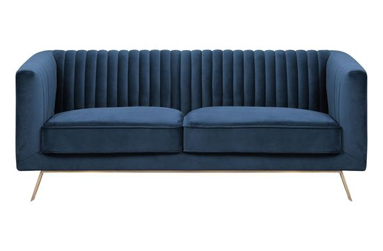Picture of Mia 2 Seat Sofa Glacier