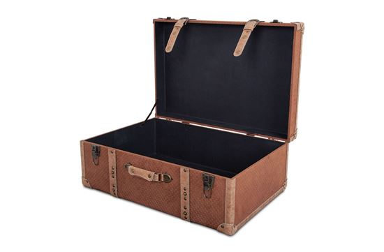 Picture of XXL Vintage Luggage Camel