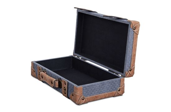 Picture of SML Vintage Luggage Sky