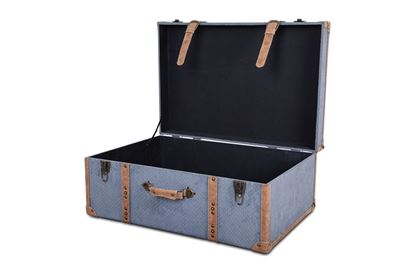 Picture of XXXL Vintage Luggage Sky