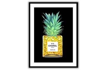 Picture of Chanel Pineapple 90 x 120