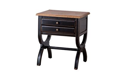 Picture of Sia Side Table Black