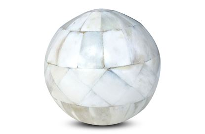 Picture of Bone Inlay Sphere Large