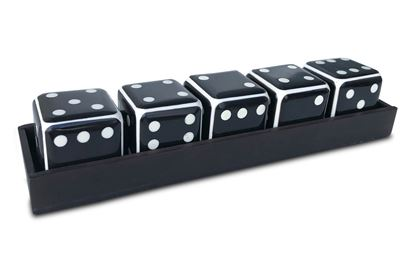 Picture of Dice Black