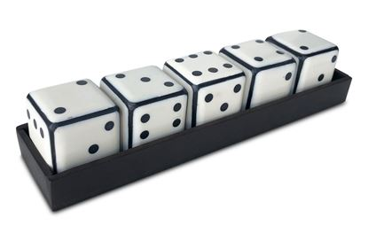Picture of Dice White