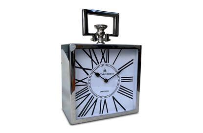 Picture of Glamour Aluminium Clock Small