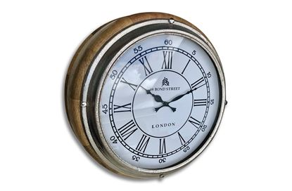 Picture of Bond Street Wall Clock