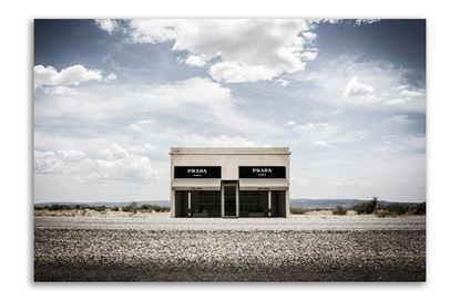 Picture of Prada Marfa Texas