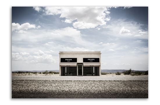 Picture of Prada Marfa Texas