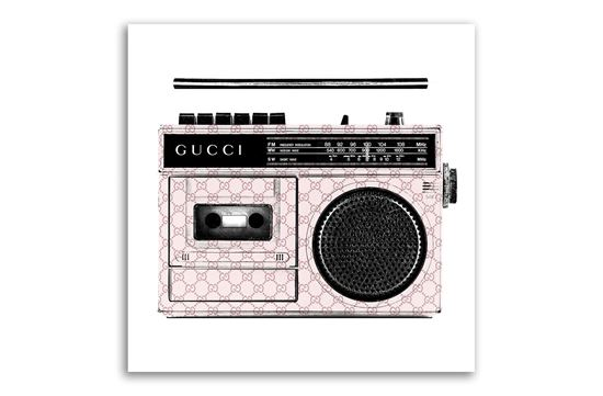 Picture of Gucci Radio 40x40
