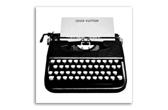 Picture of Louis Vuitton Typewriter 80x80