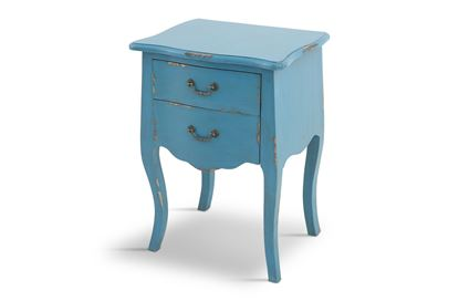 Picture of Lincoln Side Table Blue