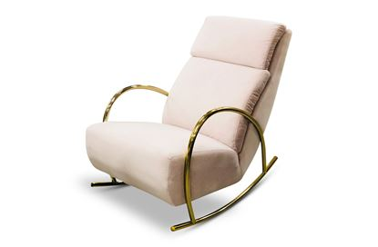 Picture of Luxe Rocking Chair Blush