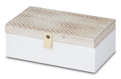 Picture of Calico Storage Box