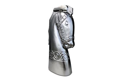 Picture of Large Silver Trojan
