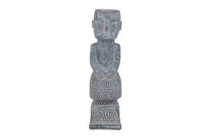 Picture of Easter Island Black