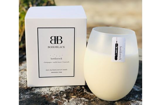Picture of Bottlerock Scented Candle