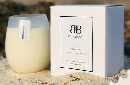 Picture of Wanderlust Scented Candle