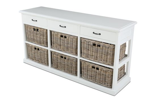 Picture of Noosa Three Drawer Sideboard