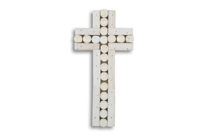 Picture of Cross White Small