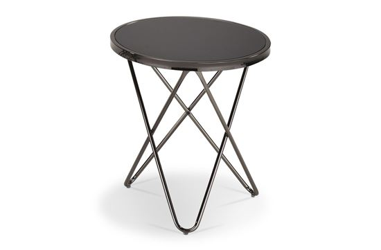 Picture of Rada Black Side Table