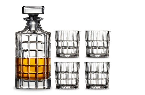 Picture of Bond 5pce Decanter Set