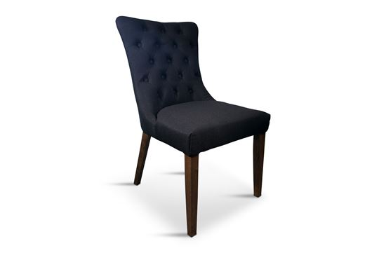 Picture of London Black Dining Chair