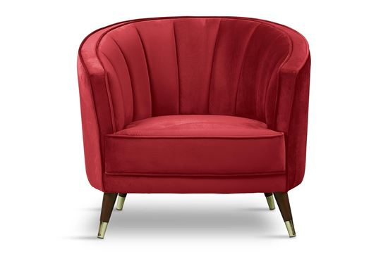 Picture of Georgie Chair Red